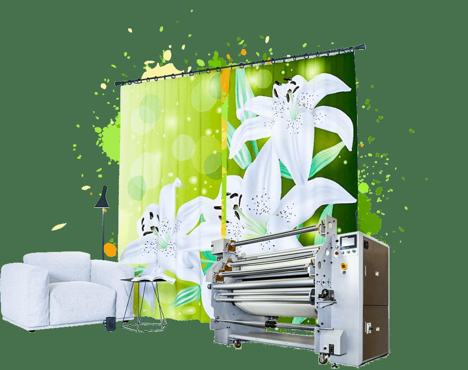 Профессиональная печать на ткани
