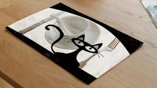 Дизайнерские салфетки подложки