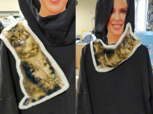 Котики Для дизайнерской одежды