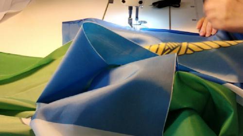 Пошив флагов