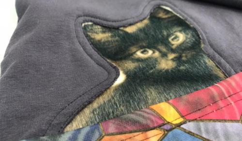 Одежда с котиками